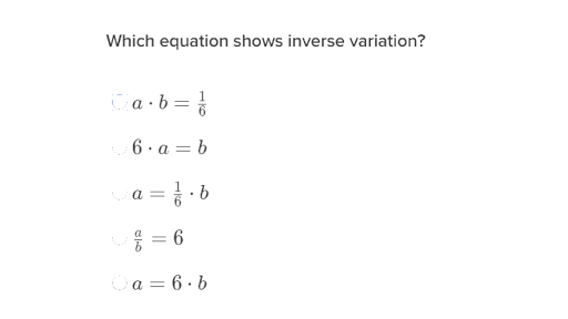 Worksheets Worksheet On Inverse Variation recognize direct inverse variation practice khan academy