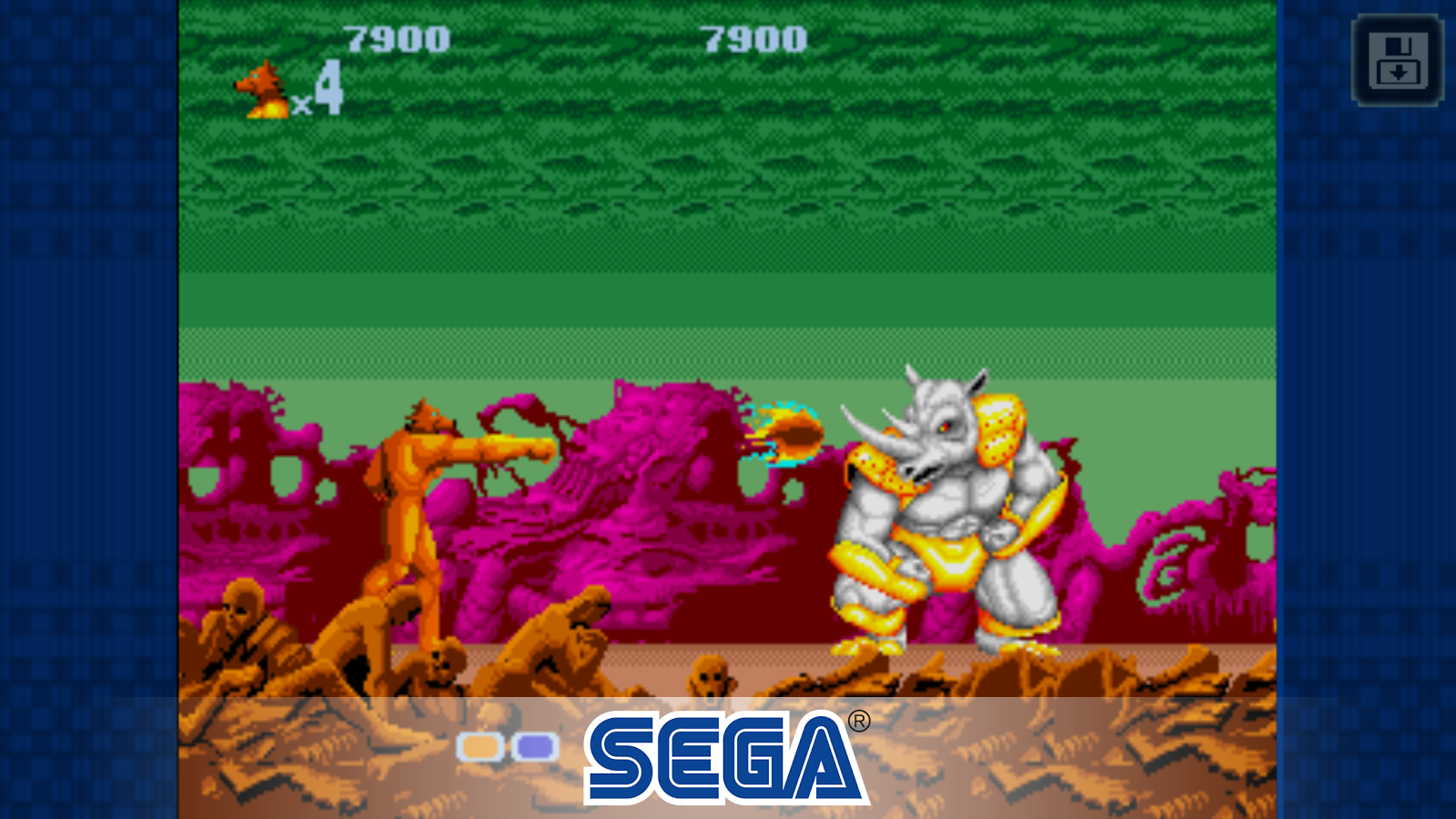 Altered Beast Classic Screenshot 3