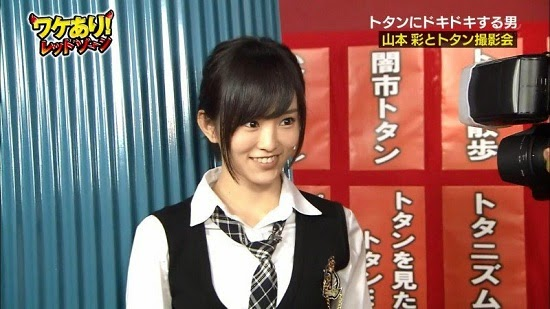 (TV-Variety)(720p) 山本彩 – ワケあり!レッドゾーン 140731