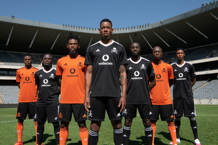 Orlando Pirates Unveil Bold New Kit With Skull And