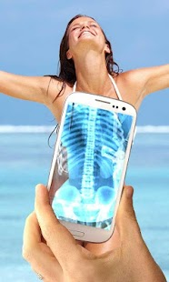 Game Human X Ray Scanner (Prank) apk for kindle fire