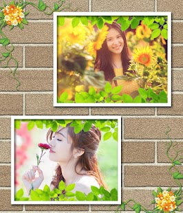 Photo Collage Frame Pro - screenshot