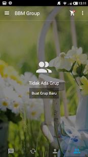 Download BBM Transparan Pro APK on PC