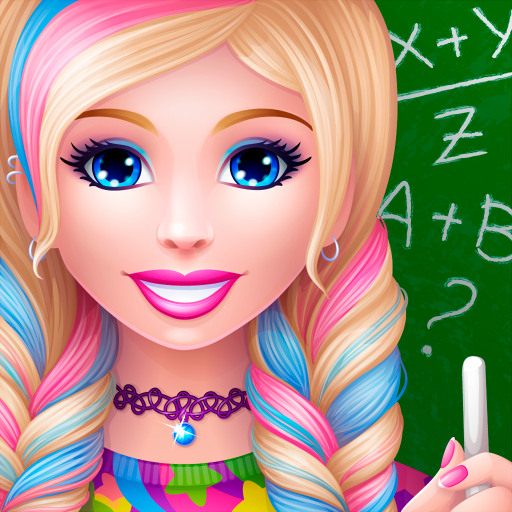 High School Dress Up For Girls (game)