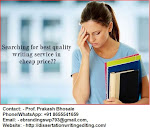 For Ahmedabad region we provide the custom dissertation writing services