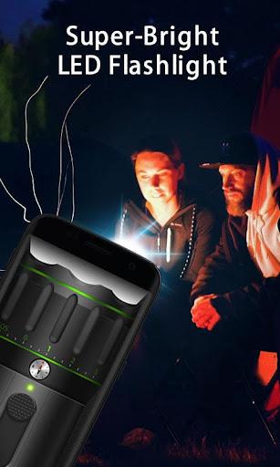 Super-Bright LED Flashlight For PC