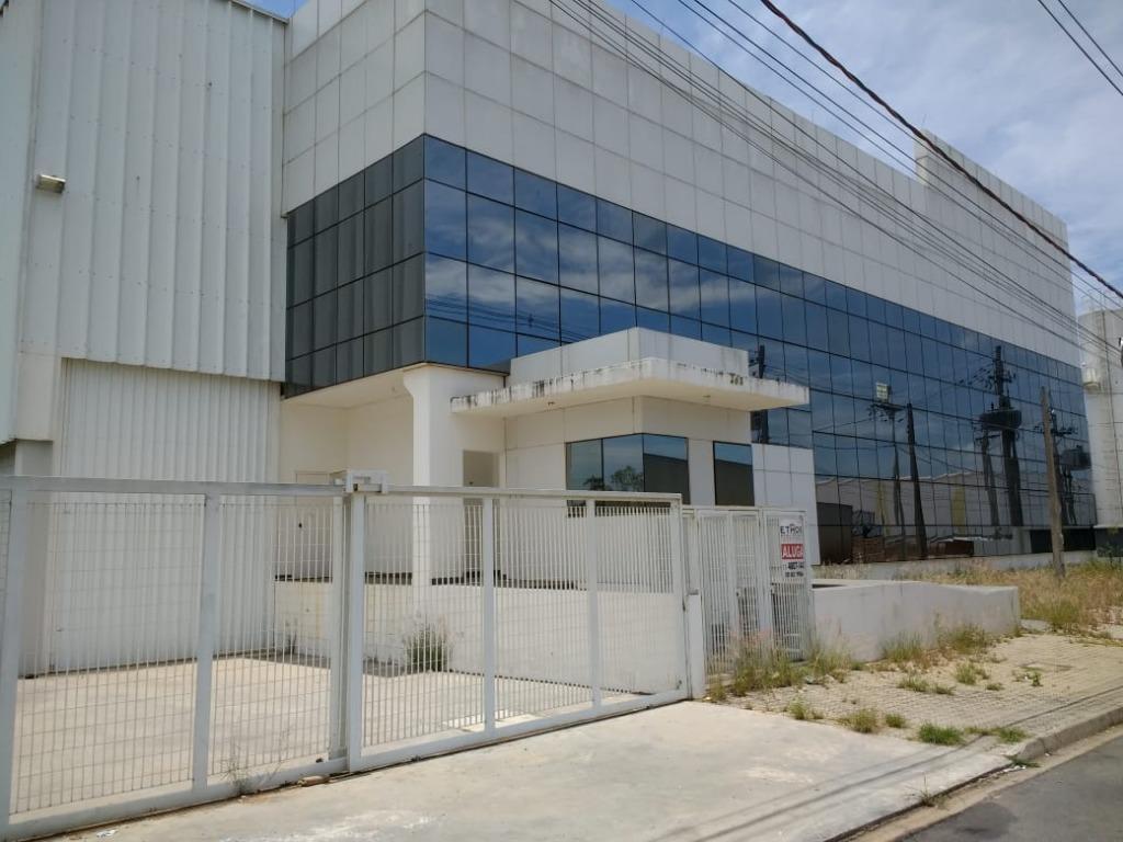 Galpão, 3096 m² - venda por R$ 8.400.000,00 ou aluguel por R$ 36.000,00/mês - Parque Industrial III (Fazenda Grande) - Jundiaí/SP