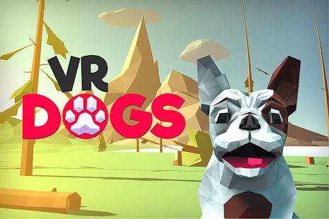 VR Dogs screenshot for Android