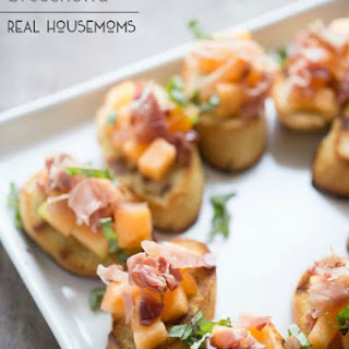 Italian Bruschetta Ham Recipes