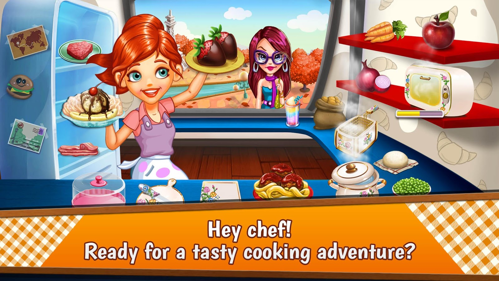 Cooking Tale - Chef Recipes Screenshot