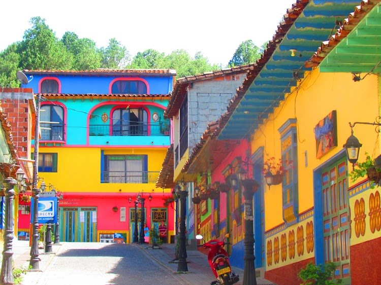 Colorful Colombia