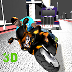 Traffic Moto Racing APK Image