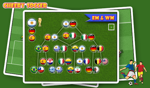 Cheery Soccer - screenshot