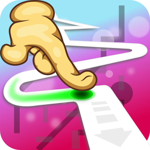 Follow the Line 2D Deluxe (game)