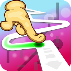 Follow the Line 2D Deluxe Apk