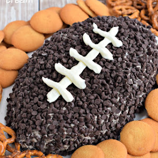 Cookies and Cream Cheese Ball