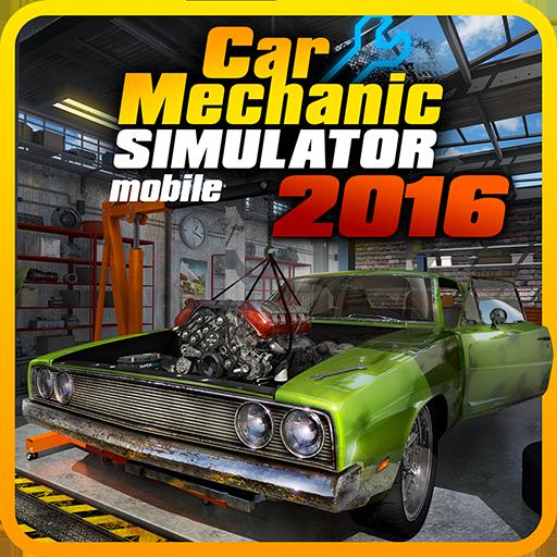Car Mechanic Simulator 2016 (game)