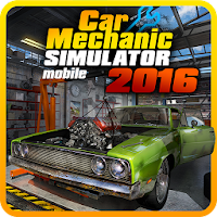 Car Mechanic Simulator 2016 For PC (Windows And Mac)
