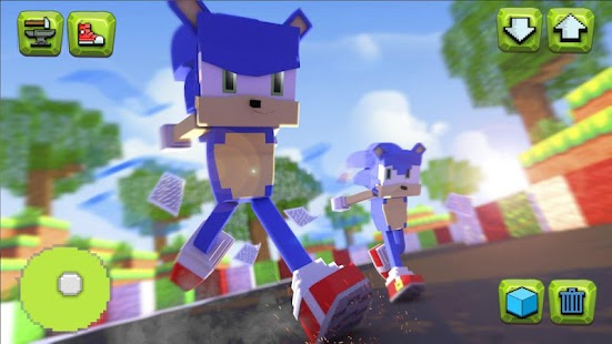 Sonic BOOM Craft - Parkour Hero for pc