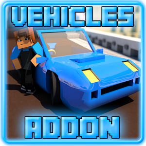 Vehicles Addon for Minecraft