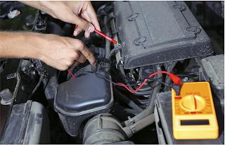 car electric mechani