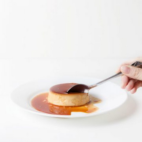 Easy Smooth Pressure Cooker Flan (Crème Caramel)