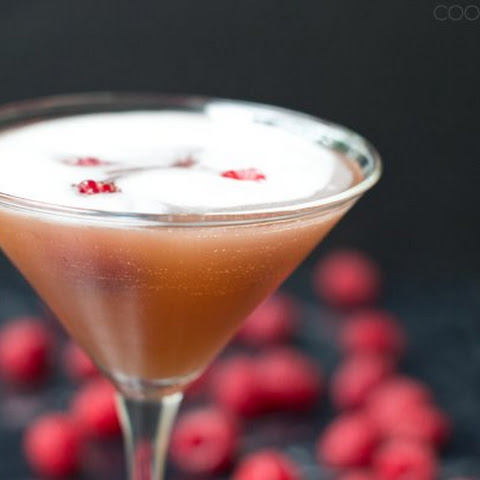 Sparkling French Martini