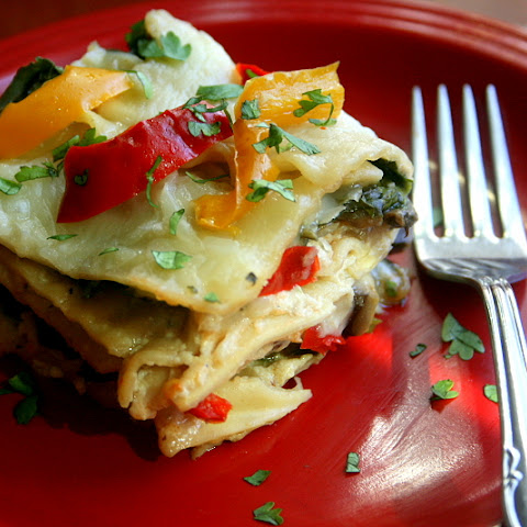 Summer Vegetable Lasagna