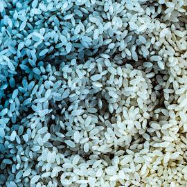 LightRice by Michael Thorndike - Food & Drink Ingredients ( filter, upclose, split, edit, rice )