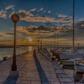 city port by Eseker RI - City,  Street & Park  Neighborhoods