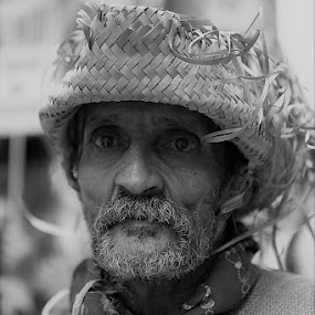 Puerto Rican Man by VAM Photography - People Street & Candids ( culture, puerto rican, nyc, man, parade,  )