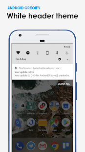 O-ify for Android [Xposed] Screenshot