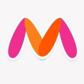 Myntra, ,  logo
