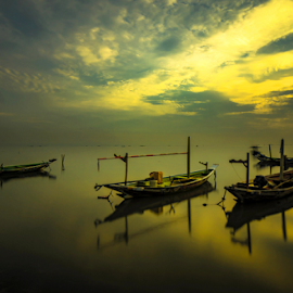 by Surya Forty-Six - Transportation Boats