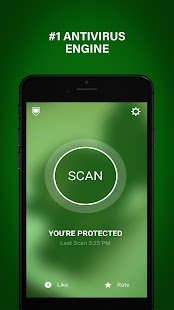 App Antivirus FREE - 2017 APK for Kindle
