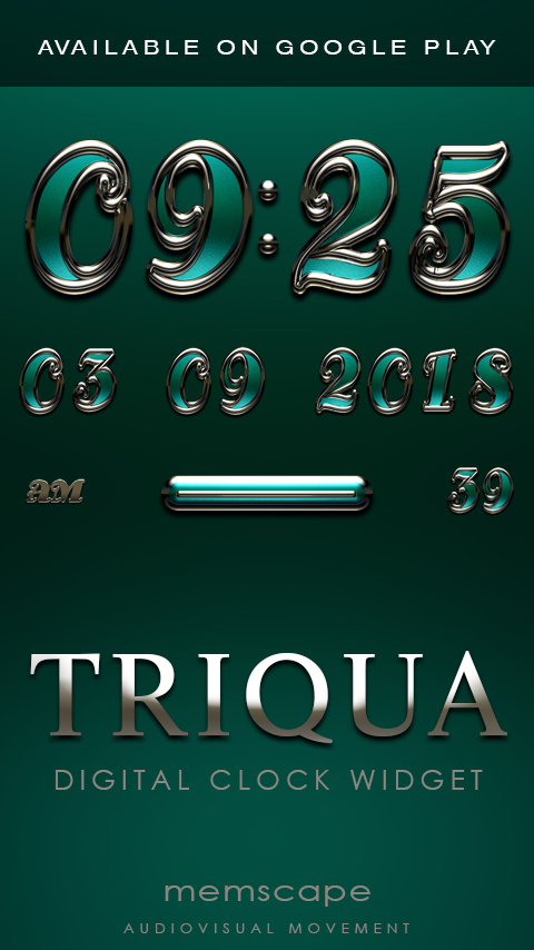 TRIQUA Next Launcher 3D Theme Screenshot 5