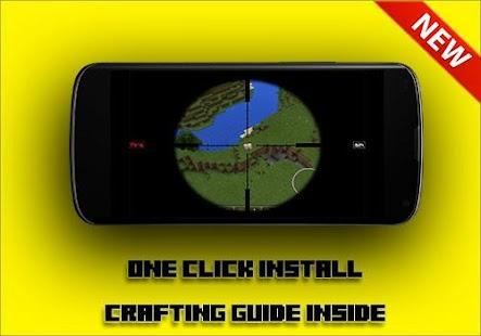 App GUNS Mod for mcpe apk for kindle fire