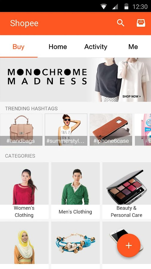 Shopee MY: Buy&Sell on Mobile Screenshot 5