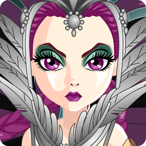 Girls Ever After Fashion Style Dress Up Game (game)