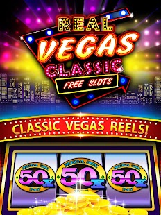 Real Vegas: Classic Free Slots for pc