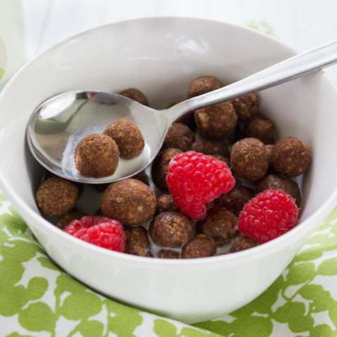 Paleo Chocolate Cereal