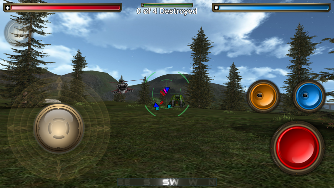 Tank Recon 2 Screenshot 19