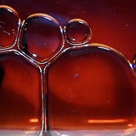 Whiskey bubbles by Pradeep Kumar - Artistic Objects Other Objects