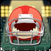 Download American Football Team Keyboard APK for Laptop