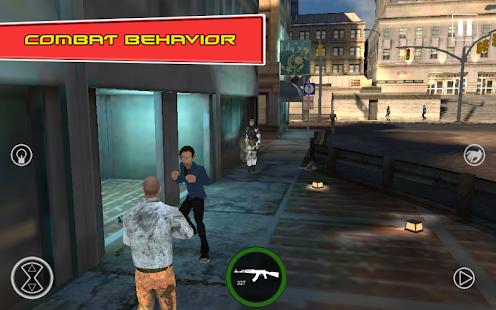 Real City Gangster- screenshot thumbnail