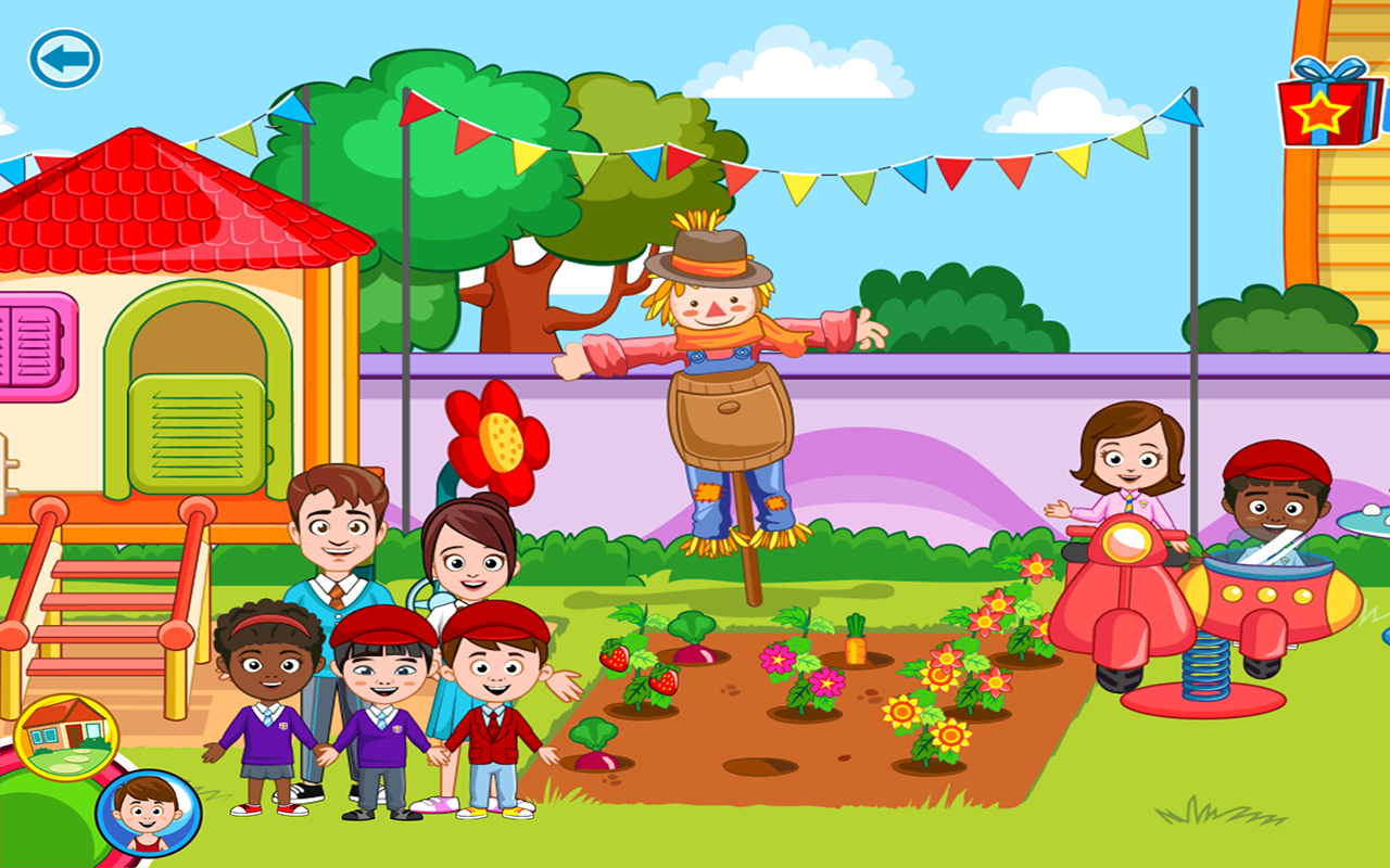 My Town : Preschool Screenshot 11