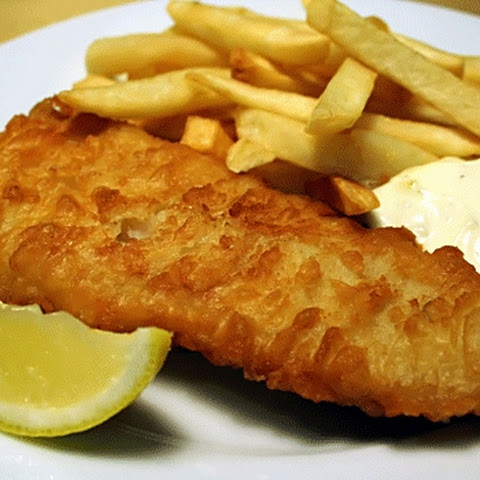 10 best fish batter without beer recipes yummly for Best fish batter