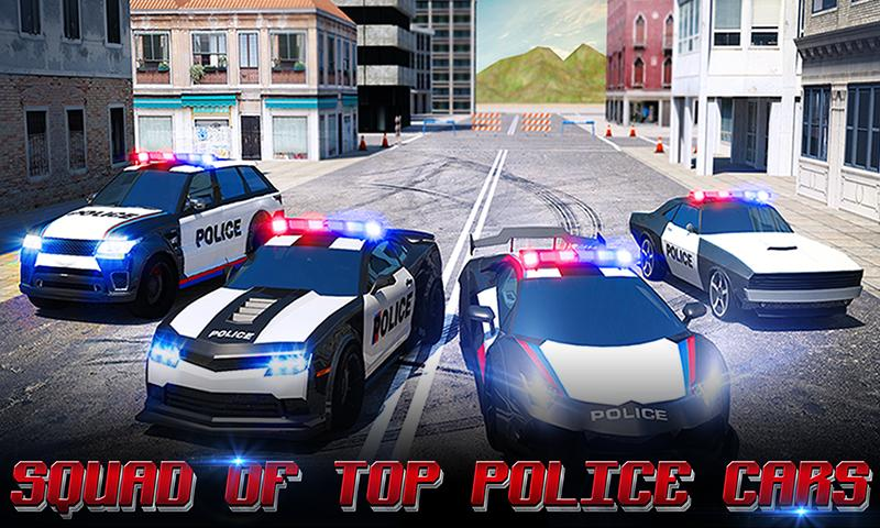 Police Chase Adventure sim 3D Screenshot 4