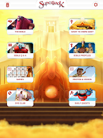 Screenshot of Superbook Bible, Video & Games