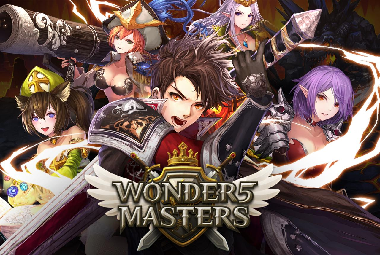 Wonder5 Masters Screenshot